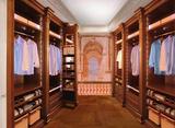 嘉木诗实木家具双排高端衣柜
